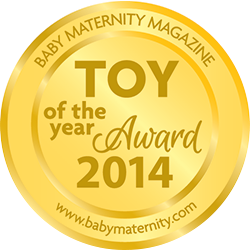 Toy of the Year Award 2014 from Baby Maternity Magazine