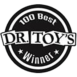 Winner of Dr. Toy's 100 Best Toys