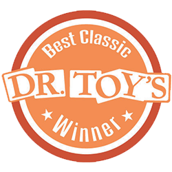 NogginRings is a Dr. Toy's Best Classic award winning toy for infants