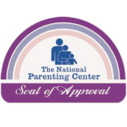 SmartNoggin is Awarded The National Parenting Center's Seal of Approval